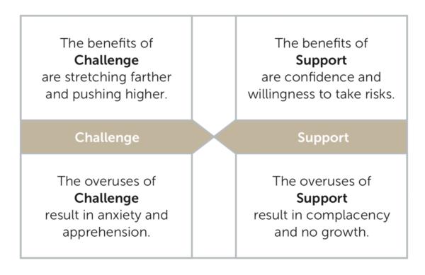 3 Leadership Challenge Support